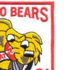 31st Infantry Regiment Patch Bravo Bears | Upper Right Quadrant