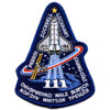 SP-141 NASA STS-111 Space Shuttle Endeavour Mission To ISS Patch