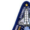 SP-141 NASA STS-111 Space Shuttle Endeavour Mission To ISS Patch   Upper Left Quadrant