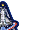 SP-141 NASA STS-111 Space Shuttle Endeavour Mission To ISS Patch   Upper Right Quadrant