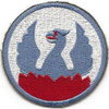 South East Asia Command Patch WWII
