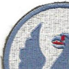 South East Asia Command Patch WWII | Upper Left Quadrant