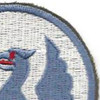 South East Asia Command Patch WWII | Upper Right Quadrant
