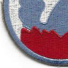 South East Asia Command Patch WWII | Lower Left Quadrant
