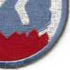 South East Asia Command Patch WWII | Lower Right Quadrant