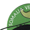 Somalia Veteran 1992-1993 Mogadishu Patch Blackhawk Down Helicopter | Upper Left Quadrant