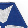 31st Army Corps Patch | Upper Right Quadrant