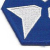 31st Army Corps Patch | Lower Left Quadrant