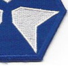 31st Army Corps Patch | Lower Right Quadrant