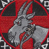 31st AMDS Fear The Goat Patch   Center Detail