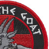 31st AMDS Fear The Goat Patch | Upper Right Quadrant