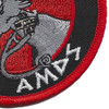 31st AMDS Fear The Goat Patch | Lower Right Quadrant