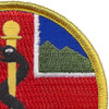 31st Aerospace Medicine Squadron Patch | Upper Right Quadrant