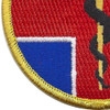 31st Aerospace Medicine Squadron Patch | Lower Left Quadrant