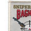 Sniper Team Bagdad Patch   Upper Left Quadrant