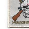 Sniper Team Bagdad Patch   Lower Left Quadrant