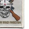 Sniper Team Bagdad Patch   Lower Right Quadrant