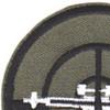Sniper Mobile Riverine Force OD Green Patch   Upper Left Quadrant