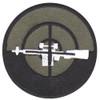 Sniper Mobile Riverine Force OD Green Patch