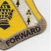 319th Cavalry Regiment Patch | Lower Right Quadrant