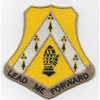 319th Cavalry Regiment Patch