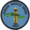 Small Cuban Missile Crisis Patch-3 Inch version