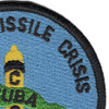 Small Cuban Missile Crisis Patch-3 Inch version | Upper Right Quadrant
