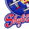 Skyblazers Aerial Demo Team Patch | Lower Left Quadrant