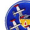 Skyblazers Aerial Demo Team Patch | Upper Left Quadrant