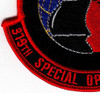319th Special Operations Squadron Patch | Lower Left Quadrant
