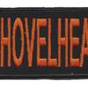 Shovelhead Patch | Center Detail