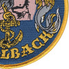 Shellback-Ancient Order Patch | Lower Right Quadrant