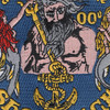 Shellback-Ancient Order Patch | Center Detail