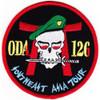 SFG ODA-126 Patch - Southeast Asia Tour