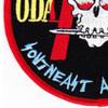 SFG ODA-126 Patch - Southeast Asia Tour   Lower Left Quadrant