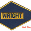 Wright-Patterson Air Force Base Dayton Ohio Patch | Center Detail