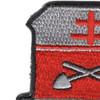317th Engineer Battalion Patch | Upper Left Quadrant
