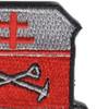 317th Engineer Battalion Patch | Upper Right Quadrant