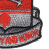 317th Engineer Battalion Patch | Lower Right Quadrant