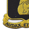 317th Cavalry Regiment Patch | Lower Left Quadrant