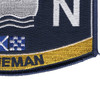 Weapons Specialties Rating Mineman Patch   Lower Right Quadrant