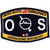Weapons Specialist Rating Submarine Operations Specialist Patch