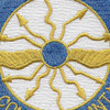 316th Cavalry Regiment Patch   Center Detail