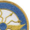316th Cavalry Regiment Patch | Upper Right Quadrant