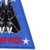VX-9 Triangle Patch Vampires | Lower Right Quadrant