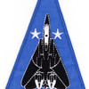 VX-9 Triangle Patch Vampires | Center Detail