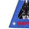 VX-9 Triangle Patch Vampires | Lower Left Quadrant