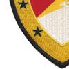 316th Cavalry Brigade Patch | Lower Left Quadrant