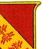 315th Field Artillery Battalion Patch | Upper Right Quadrant