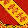 315th Field Artillery Battalion Patch | Center Detail
